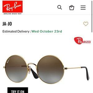 Ray-ban Ja-Jo Sunglasses